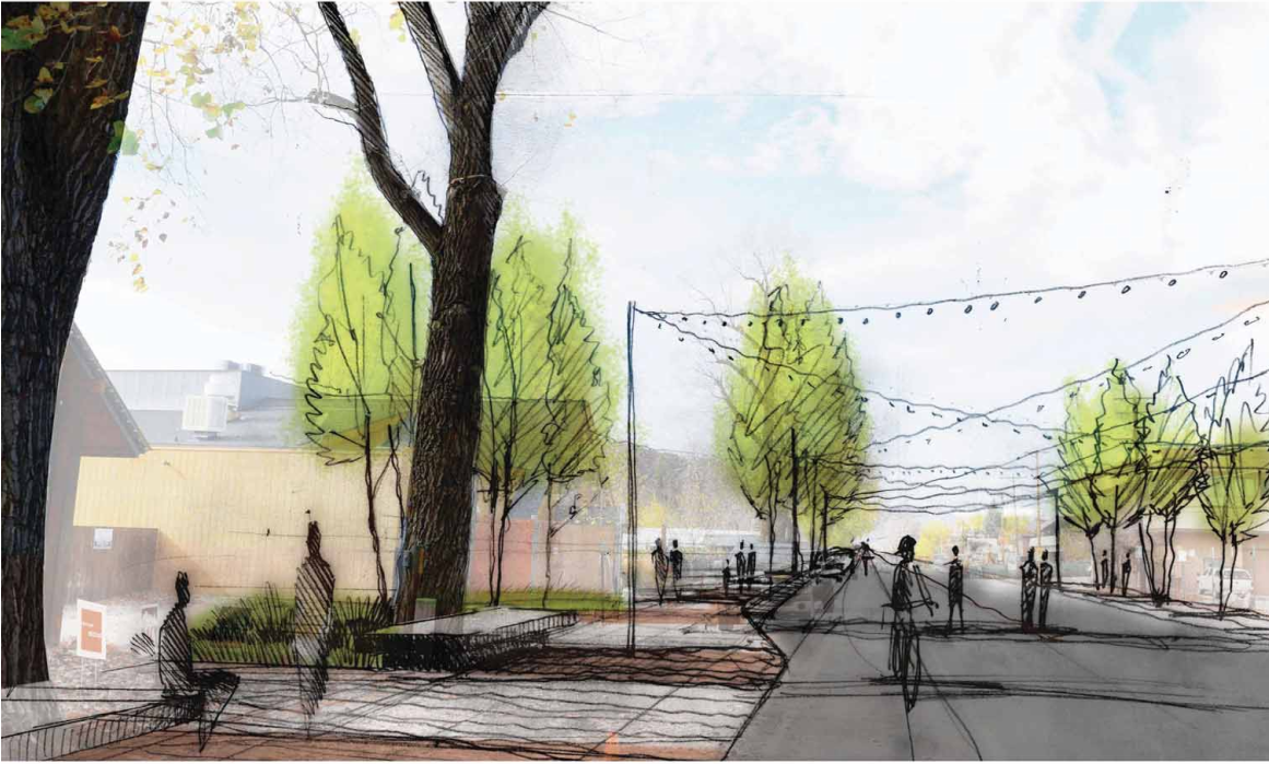 Yampa Street Improvements